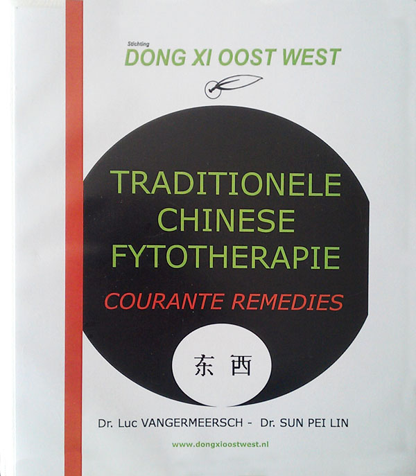 Boek : Traditionele Chinese Fytotherapie
